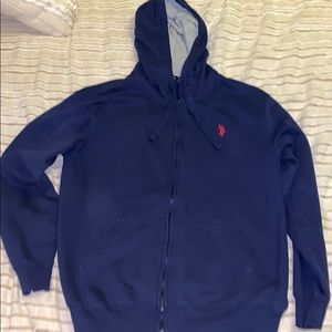 Polo hoodie by Ralph Lauren